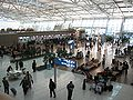 Korea-Incheon-International-Airport-Deperture-lobby-check-in-counter.JPG