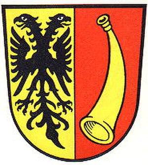 Kornelimünster - Image: Kornelimünster Wappen