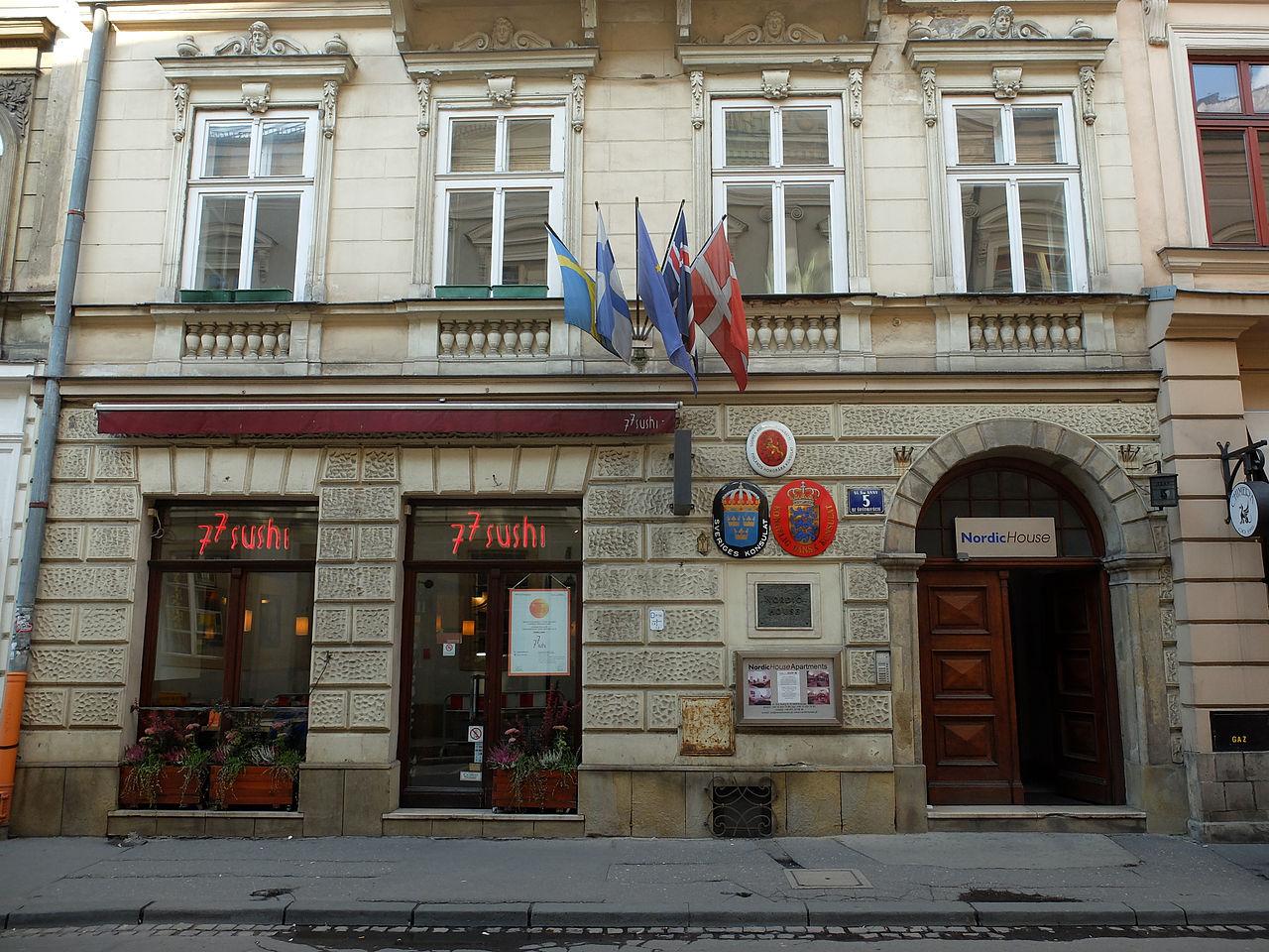 File Kraków Ul Św Anny 5 Nordic House Fot 4 Jpg