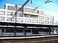 Kralupy nad Vltavou, ze 3. nástupiště, ředitelství.jpg