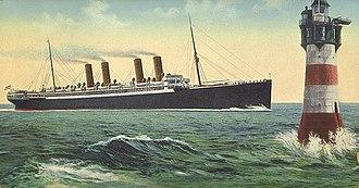 SS Kronprinz Wilhelm - Kronprinz Wilhelm