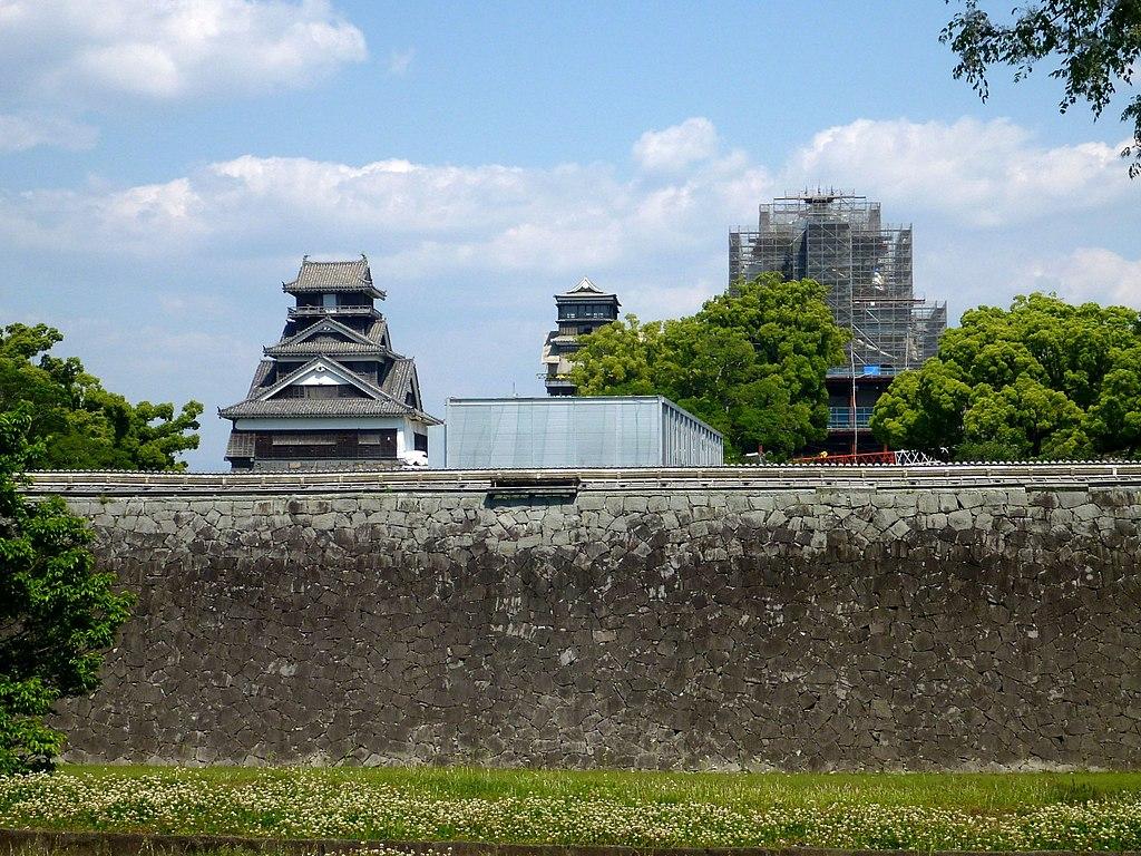 Kumamoto Castle, Kumamoto, Kumamoto (41556668024)