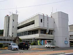 Kumenan town office.jpg