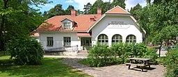Kvillinge kommunehuse, Åby