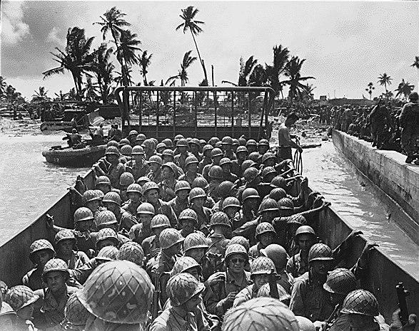 Kwajalein-Invasion 1944