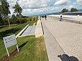L'ingresso al cimitero americano in Normandia - panoramio.jpg