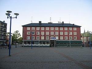 Vetlanda - Vetlanda Town Hall