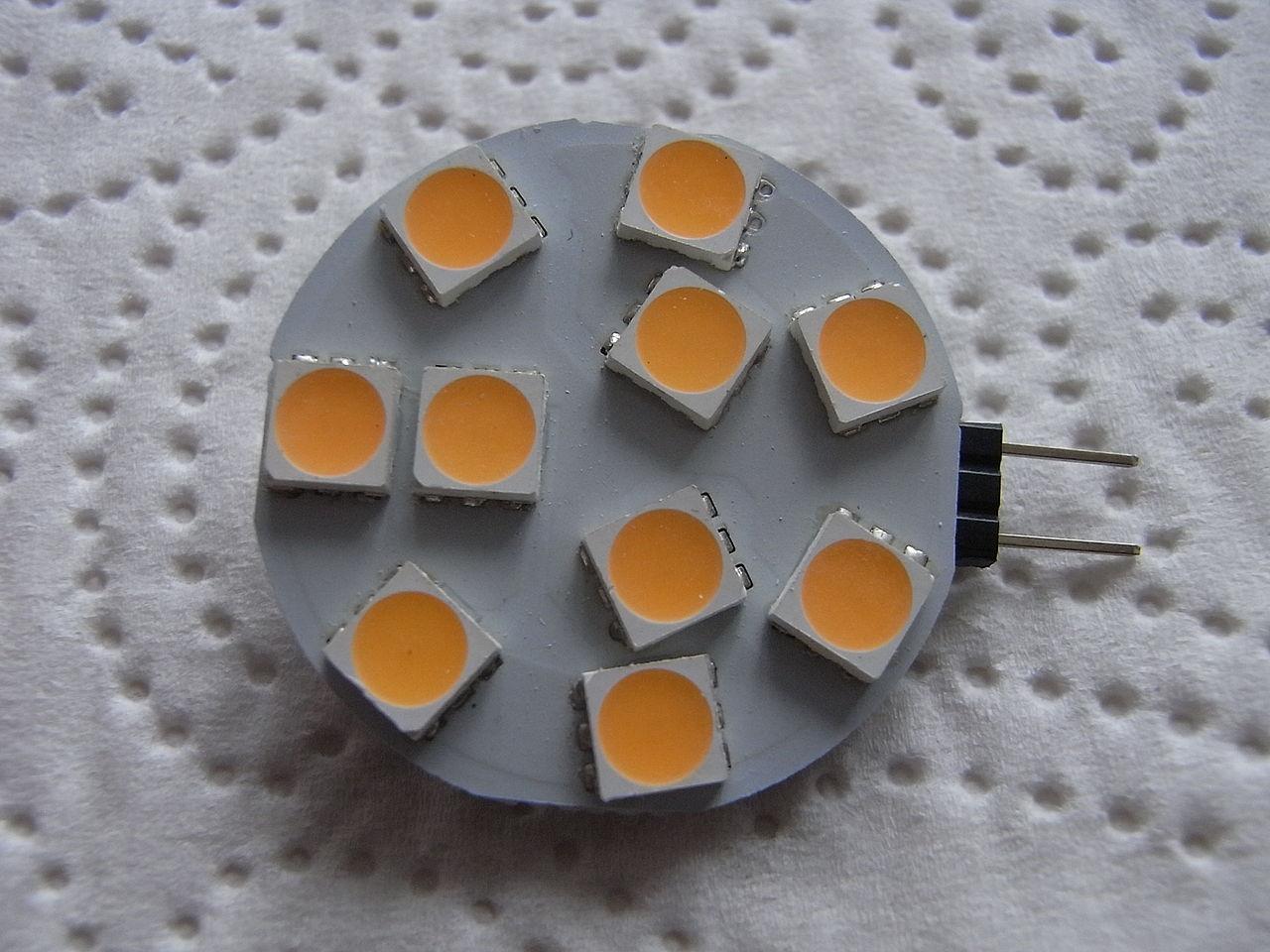 file led leuchtmittel als halogen ersatz wikimedia commons. Black Bedroom Furniture Sets. Home Design Ideas