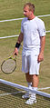 L Dlouhy Mixed doubles Wimbledon 2010.jpg