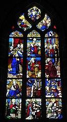 Category:Vitrail de la Vierge (église Saint-Lézin de La Chapelle-Janson)