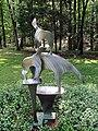 La Famlla by MIke Roig Art in the Garden Hillsborough NC 3659 (35336295353).jpg