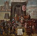 La consagración de los templos paganos y la primera misa en México-Tenochtitlan.jpg