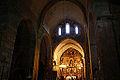 La nave principal de la Iglesia de Oya (15993043905).jpg