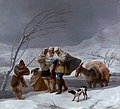 La nevada, Francisco de Goya.jpg