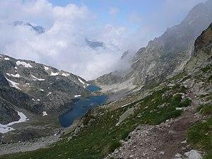Lacs de Carnau - Image: Lacs de Carnau