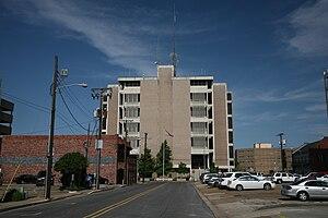 Lafayette Parish, Louisiana - Image: Lafayette Parish Courthouse