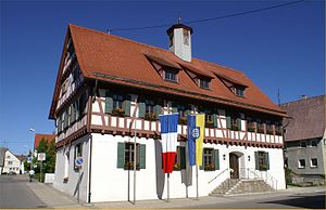 Laichingen - Laichingen Old Town Hall