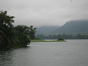 Lake Volta - Image: Lake Volta Ghana