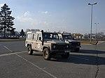 """Land Rover Defender """"Mission Vigipirate"""", aéroport de Strasbourg 2019 01.jpg"""