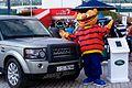 Land Rover at the 2012 Dubai Rugby Sevens (8242725963).jpg