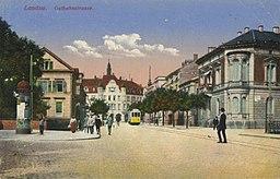 Landau (Pfalz), Rheinland-Pfalz - Ostbahnstraße (Zeno Ansichtskarten)