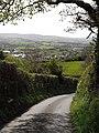 Lane to Moretonhampstead - geograph.org.uk - 1293034.jpg