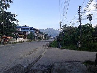 Dharan, Nepal - Langhali Road Dharan