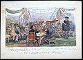 Lantbruksmöte. Akvarell av Fritz von Dardel - Nordiska museet - NMA.0043664.jpg
