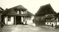 Lantskorun (Zarichanka),with synagogue.jpg