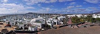 Yaiza (municipality) Municipality in Canary Islands, Spain