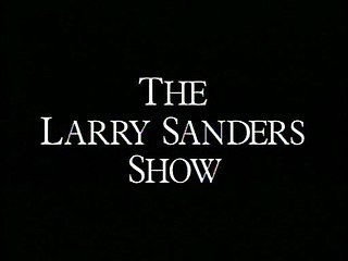 <i>The Larry Sanders Show</i> American television program