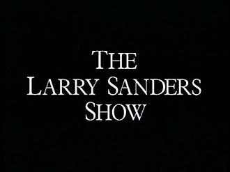 The Larry Sanders Show - Image: Larrysandersshowtitl ecard