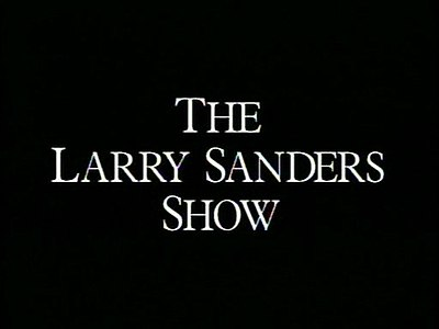 Picture of a TV show: The Larry Sanders Show