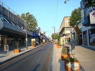 Las Piedras, Uruguay - General Artigas Avenue