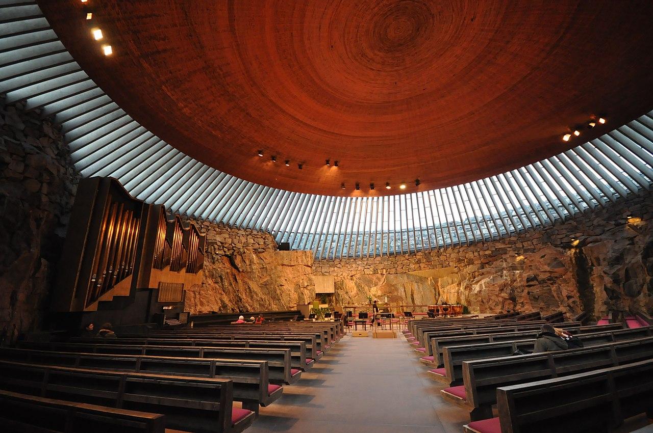 Temppeliaukio Kirkko