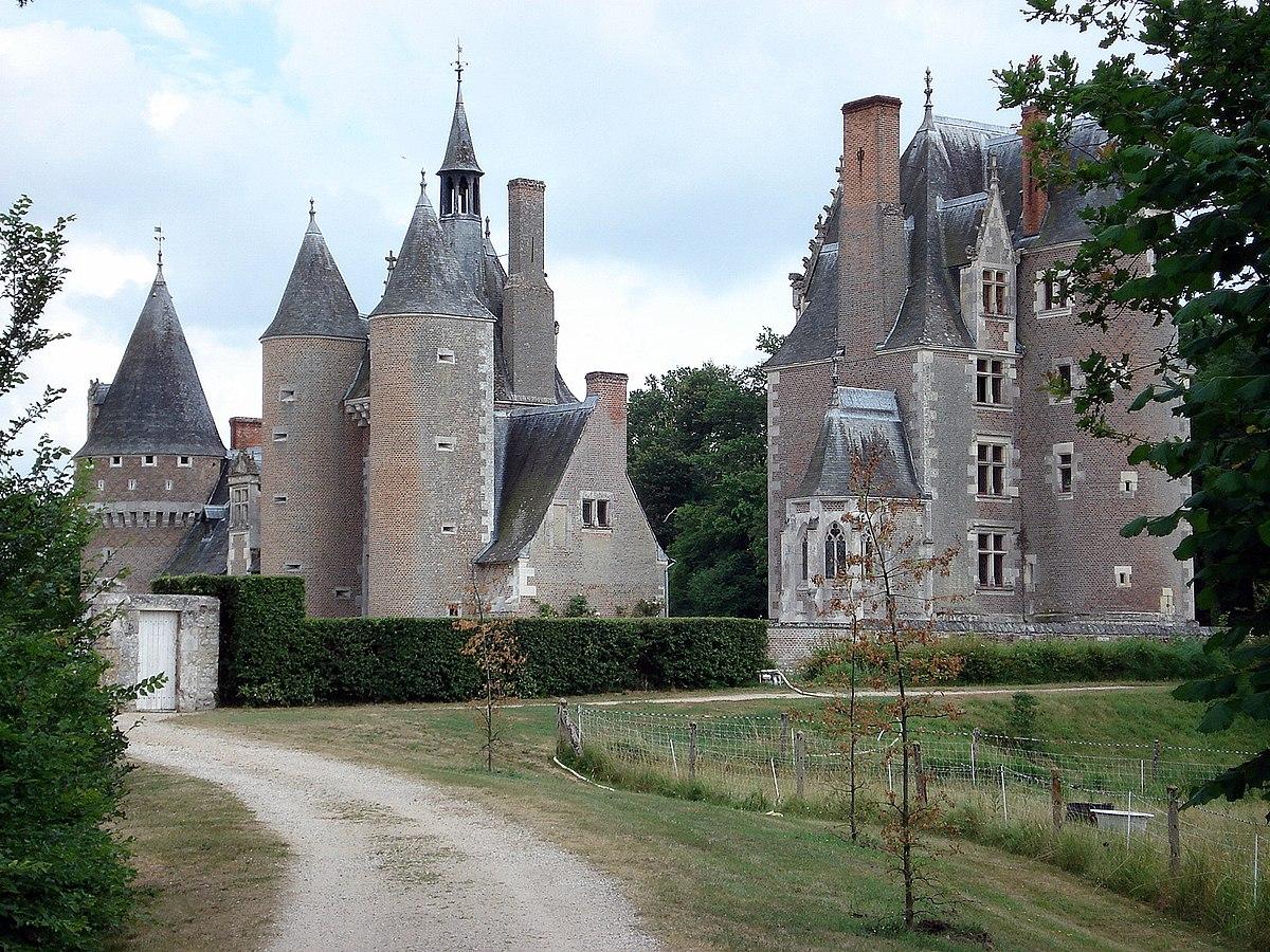 Lassay sur croisne wikip dia - Le port du moulin champtoceaux ...