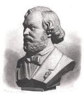 Jean-Baptiste Lassus - Lassus from the Album de Villard de Honnecourt, Paris, 1858