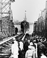 Launch of USS Cowie (DD-632) at the Boston Navy Yard on 27 September 1941.jpg