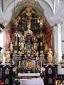 Lavant St. Ulrich Innen Hochaltar.JPG