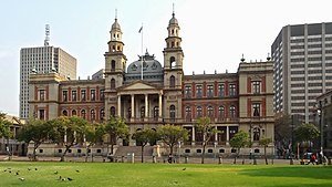 Pretoria - The Palace of Justice