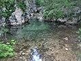 Lazarev kanjon reka.jpg