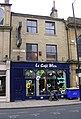 Le Cafe Bleu - North Parade - geograph.org.uk - 1545730.jpg