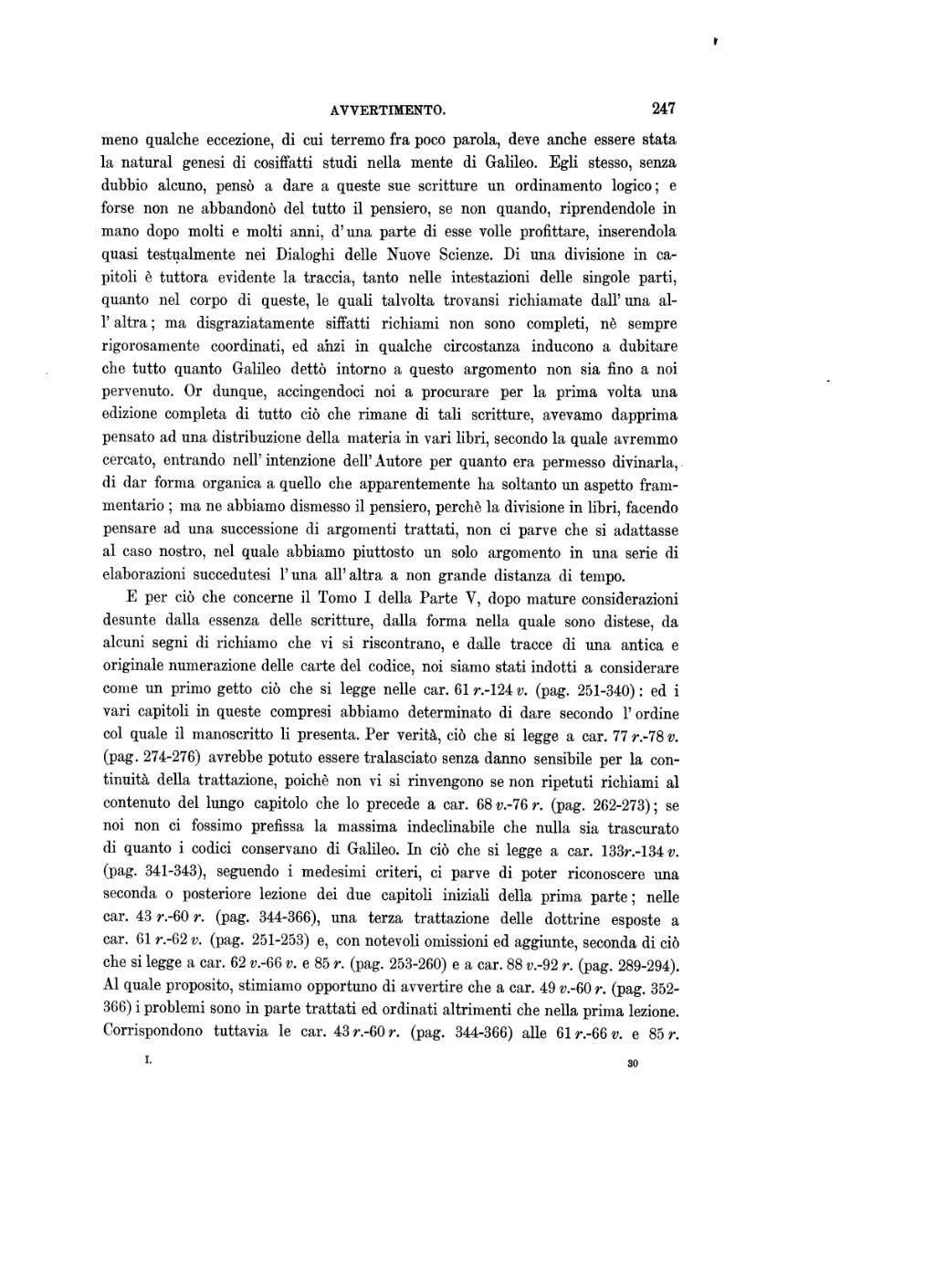 Pagina le opere di galileo galilei wikisource for Aggiunte di legge
