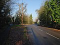 Leaving Madingley - geograph.org.uk - 1070015.jpg