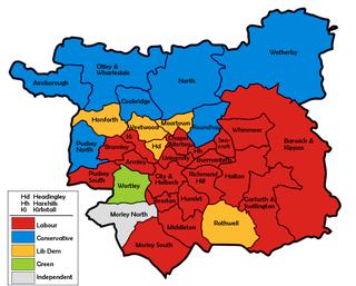 2002 Leeds City Council election
