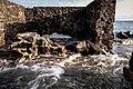 Leif Erikson Park, Duluth 10 25 17 -lakesuperior -stonestructure -waves (37276956484).jpg