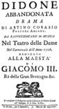 Leonardo Vinci - Didone abbandonata - titlepage of the libretto - Rome 1726.png