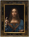 Salvator Mundi, painted around 1500