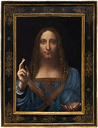 Salvator Mundi (Saviour of the World)