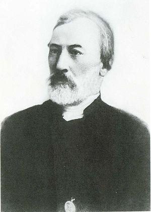 Konstantin Leontiev - Russian philosopher Konstantin Leontiev.